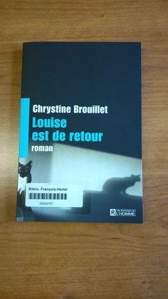 Louise est de retour C848 B875L