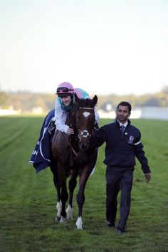 Frankel's final victory! What a horse!