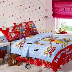 Winnie the Pooh Bedroom | new red winnie the pooh kids bedding model winnie pooh bedding 07 ...