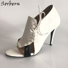Get The Latest Fashion Jewelry  Sorbern Fashion Lace-Up Size 12 Shoes High Heel Stiletto Heel Pump Ladies Shoes Red Bottom Open Toe Shoes Woman Unique Heels DIY     Buy Jewelry At Wholesale Prices!     FREE Shipping Worldwide     Get it here ---> http://jewelry-steals.com/products/sorbern-fashion-lace-up-size-12-shoes-high-heel-stiletto-heel-pump-ladies-shoes-red-bottom-open-toe-shoes-woman-unique-heels-diy/    #womens_shoes