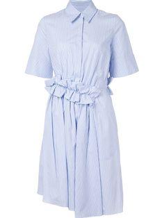 VICTORIA VICTORIA BECKHAM 伞形衬衫连衣裙. #victoriavictoriabeckham #cloth #伞形衬衫连衣裙