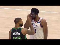 59d0f98d02d4 NBA New   Fights Trash Talks   Playoffs Moments - YouTube