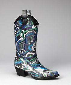 66b4acb69cd 32 Best cowboy rainboots images in 2014 | Stiefel, Cowboy rain boots ...