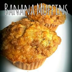 """Just call me the Muffin man. You know nothing starts the morning off right like a banana muffin! These were my favorite muffins from the farewell. I hope that you like them too! I also hope Lisa likes them because I'm making them this morning, since I have leftover bananas and Lisa Kailey and I … Continue reading """"Banana Muffins"""""""
