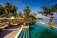 Boutique Hotel Qunci Villas, Lombok, Indonesia.