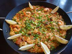 Paella From Home — Recipe Crusader