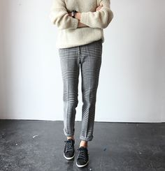 death-by-elocution:  Trousers with a pair of kicks.