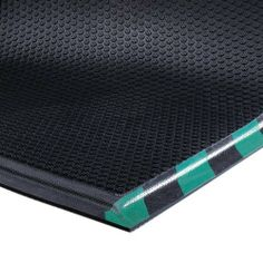 Happy Feet Floor Mat: 3' x 10' - Grip Surface - Black Border by Andersen. $246.95. Dense rubber cushion construction. Low profile borders will not curl or crack. Available in two tough static dissapative surfaces. Certified slip resistant by the National Floor Safety Institute. Welding safe. These slip-resistant restaurant mats combine exceptional anti-fatigue performance with unique safety features and versatility to make the perfect mat for production lines and other ...