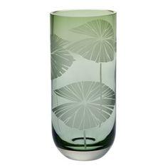 Pentik-Lumme vase Crystal Glassware, Marimekko, Kitchen Cupboards, Finland, Contemporary Design, Home Accessories, Glass Art, Ceramics, Crystals