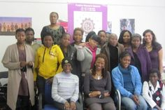 """Positive Women's Network's core program is establishing support groups, where women living with or impacted by HIV/AIDS come and engage in a safe space with other women to share their experiences and feelings on issues prevalent in their lives.   IDEX's Katherine Zavala visited as they were planning activities for """"16 Days of Activism."""" Activities will include HIV/AIDS treatment literacy, awareness around the link between HIV/AIDS and cervical cancer, and awareness on violence against women."""