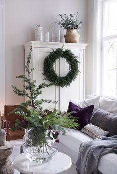 Ragne and Jørn christmas decor - Photo: Yvonne Wilhelmsen