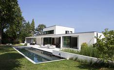 M'S HOUSE, Auderghem, Belgium by ZOOM ARCHITECTURE