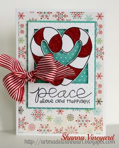 Peace, Love and Happiness - Scrapbook.com