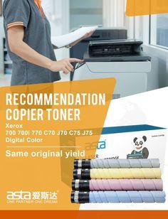 Xerox 700 700 i 770 C70 J70 C75 J75 Digital Color Toner Selling Label Paper, Toner Cartridge, Office Supplies, Digital, Color, Colour, Colors