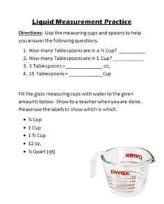 liquid measurement cooking measurements cooking and free printables. Black Bedroom Furniture Sets. Home Design Ideas