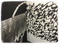 DisegniDiVersi . Exhibition . Maria Grazia Colonnello . Monica Dengo . Carole VE . June 2015