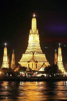 Wat Arun, Bangkok,