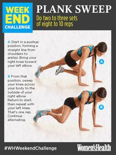 This Plank-Based Exercise Challenges Your Core Like WHOA http://www.womenshealthmag.com/fitness/core-challenging-move