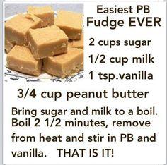 Peanut Buter Fudge