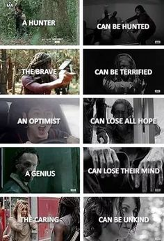 The Walking Dead Memes that live on after the characters and season ended. Memes are the REAL zombies of the show. Carl The Walking Dead, The Walk Dead, Walking Dead Quotes, Walking Dead Tv Show, Walking Dead Funny, Walking Dead Zombies, Marvel Dc, Marvel Comics, Meme Comics