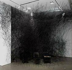 Chiharu Shiota, Home of memory