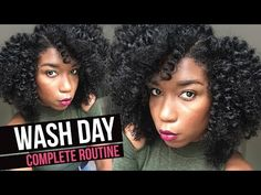 How To Wash Natural Hair – Complete Start To Finish