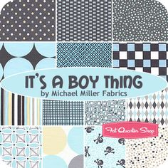 Baby Boy Quilt. I think my MIL is making this for me... I am loving gray right now! And I love the skulls. haha