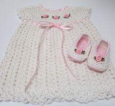 14 Best Vestitini Neonato Uncinetto Crochet For Baby Images