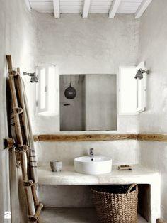 Łazienka styl Rustykalny - zdjęcie od DominikaWalczak