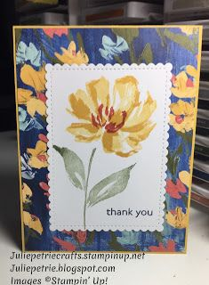 Stampin Up Karten, Card Making Templates, Beautiful Handmade Cards, Stamping Up Cards, Watercolor Cards, Paper Cards, Fine Art Gallery, Creative Cards, Flower Cards