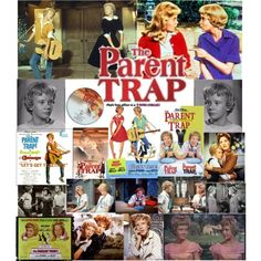The Parent Trap. One of my all time favorite movies!