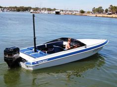 Wow, I really love this boat! :) | Haines Signature 2100so |  #Boating #Boats #BoatsforSale #HainesHunterBoats #TrailerBoats