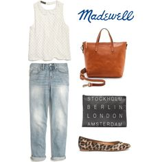 weekend with madewell #ootd