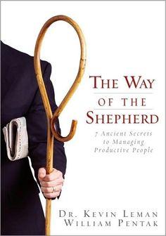 kanske en bra bok att läsa om tjänstegåvan herde?