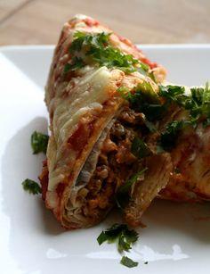Vegetarische Burritos mit Linsen und Walnüssen | Foodfreak