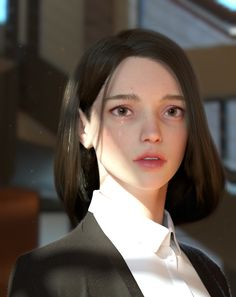 ArtStation - Separation Anxiety, Flaze Chen