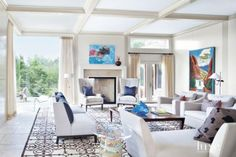A Refined Denver Residence with Contemporary Interiors