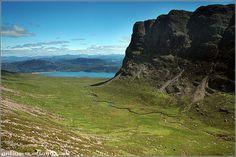 Pass to Applecross - Scotland