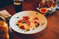 Bacon Mac & Cheeeeese #eatinkev #kevcafe #macandcheese