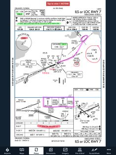 6bba7a8ab7b Some good tips for using the annotations feature in your favorite aviation  app. http