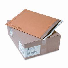 Jiffy Padded Self-Seal Mailer, Side Seam, #7, 25/Carton