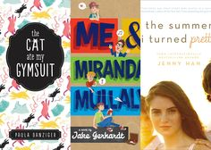 Author Jake Gerhadt rounds up his favorite books to help tweens safely venture through the jungle of first loves and broken hearts.