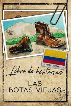 Dos gigantes botas de bronce en Cartagena de Indias... qué significan?