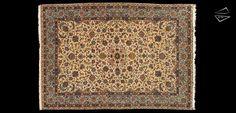 Persian Tabriz Carpet 7′ 0″ X 10′ 5″