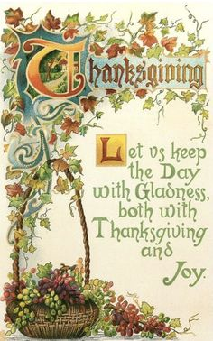 Thanksgiving Pictures, Vintage Thanksgiving, Thanksgiving Quotes, Thanksgiving Crafts, Vintage Holiday, Thanksgiving Decorations, Vintage Fall, Thanksgiving Appetizers, Thanksgiving Outfit