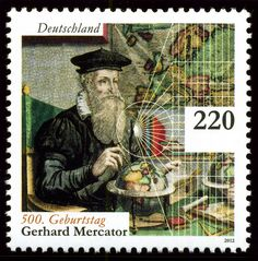 Deutschland 2012 - Gerhard Mercator