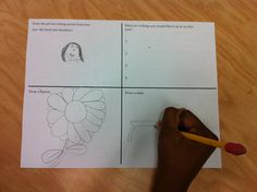 drawing assessment beginning of the year compare to end of year! Apex Elementary Art: September 2012