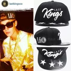 ee9ea4c7 Aliexpress.com : Buy Tyga snapback baseball cap five pointed star last  kings OG TUT hat adjustable original strapback cap BLVD Supply freeshipping  from ...
