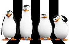 Penguins of Madagascar Retina Movie Wallpaper iPhone iPad iPod