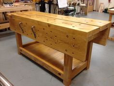 Nicholson bench | A Woodworker's Musings
